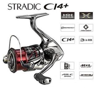 Shimano Stradic Ci4+ FB - Compleat Angler